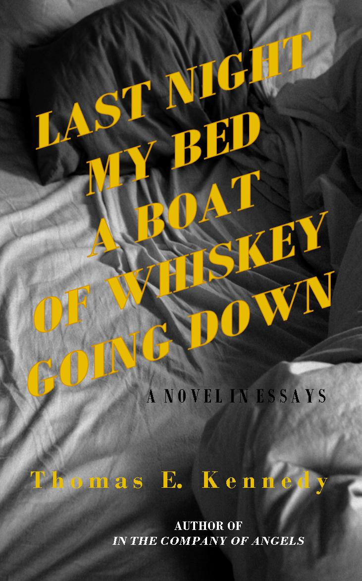 last night my bed a boat of whiskey going down image